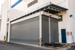 Pre-Painted Galvanised Iron Shutter (PPGI)